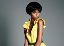 Hot Shoot : Anais Mali pour Bergdorf Goodman Magazine
