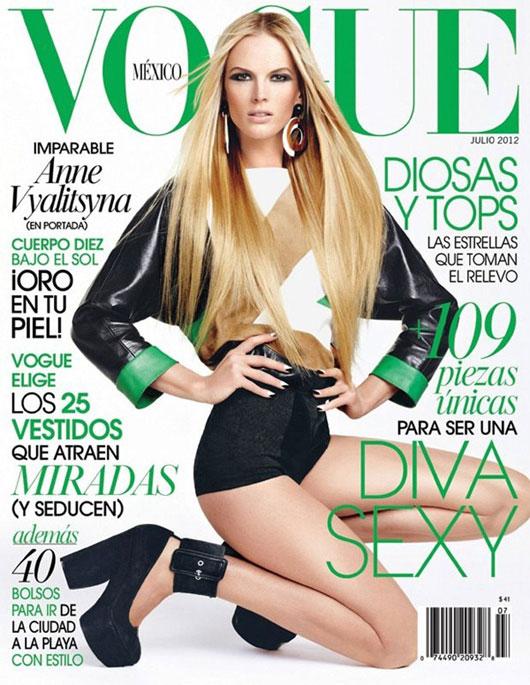 anne-vyalitsyna_vogue_mexico_0 Anne Vyalitsyna par David Roemer pour Vogue Mexico