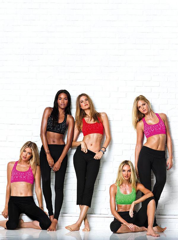 arlenis-sosa-victoria-vsx-02 Arlenis Sosa pour Victoria's Secret Lingerie et VSX Sport