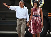 La robe de Michelle Obama de retour sur ASOS