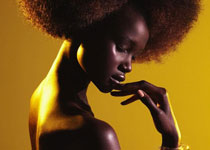 Hot Shoot : Ataui Deng, Jeneil Williams, Nairoby Matos & Cora Keegan pour Garage Magazine