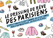 Ateliers et exposition : «Le Dressing de Rêve des Parisiens»