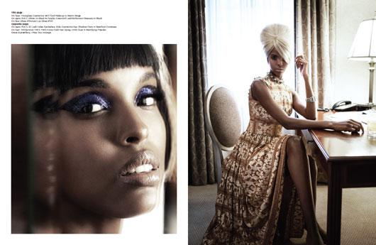 ayan_plaid_magazine_2 Hot Shoot : Ayan Elmi pour Plaid Magazine