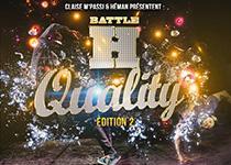 Battle H Quality : Deuxième édition du concours chorégraphique