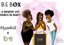 Lancement de la B.E BOX, la 1ère box lifestyle afro, éthique & naturelle