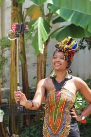 beauty turban party timodelle birthday aissata
