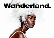 Betty Adewole & Gem Refoufi par Kerry Hallihan pour Wonderland Magazine