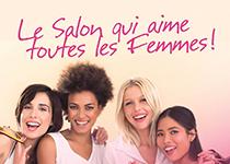 Concours Beyond Color : Le salon qui aime les femmes