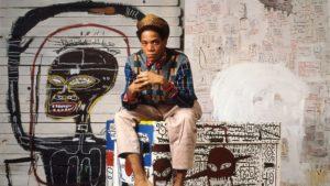 biographie Jean michel Basquiat 1