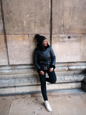 blouson motard laura kent cabaia quay australia 2019 blog mode paris