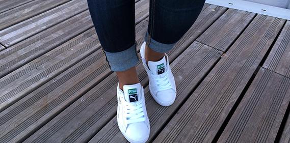 bon plan shopping sneakers puma dashiki turbanista paris Une