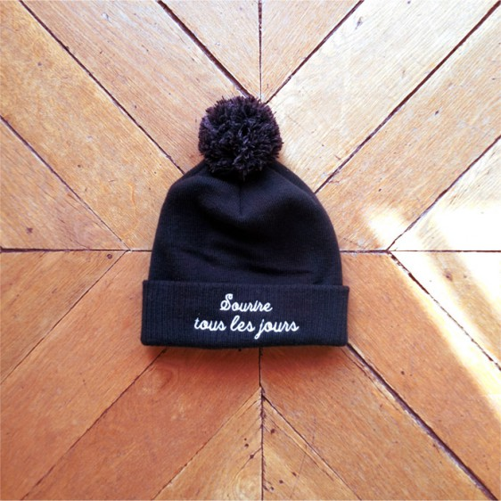 Les bonnets du bonheur par Sourire Tous les Jours
