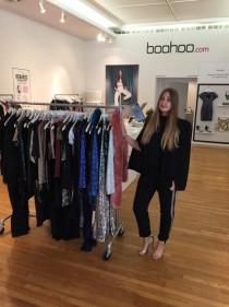 boohoo boutique ephemere paris stylist Kate Holroyd
