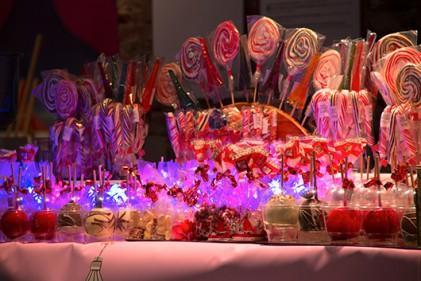 brunch bazar candies