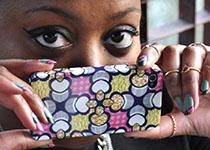 Jeu Concours Timodelle x by KL : Gagnez une coque Samsung & Iphone aux imprimés afro