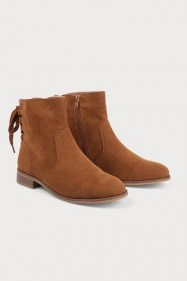 cache cache boots zippees