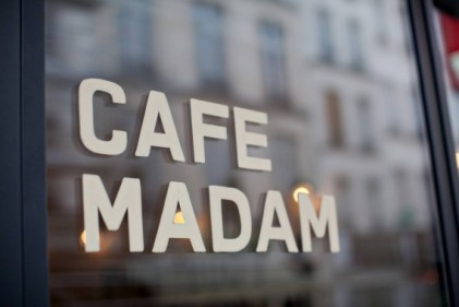 cafe madam brunch paris