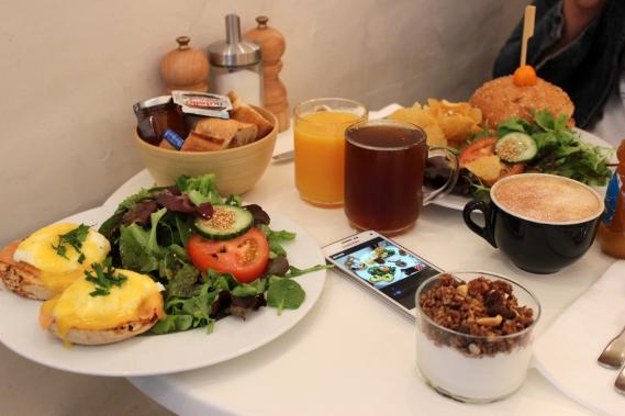 cafe-madam-brunch-paris_05 Bruncher à Paris : Café Madam