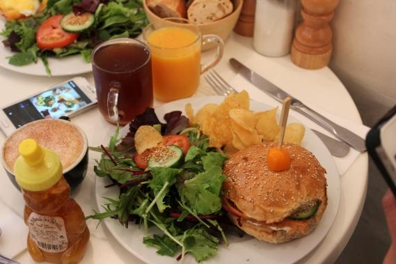 cafe-madam-brunch-paris_07 Bruncher à Paris : Café Madam
