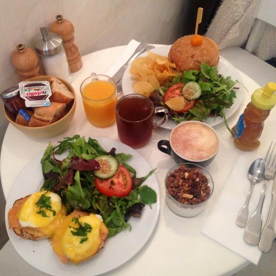 cafe-madam-brunch-paris_11 Bruncher à Paris : Café Madam