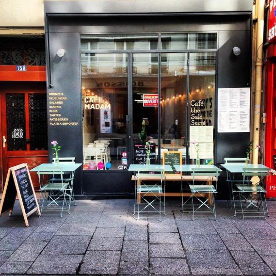 cafe-madam-brunch-paris_12 Bruncher à Paris : Café Madam