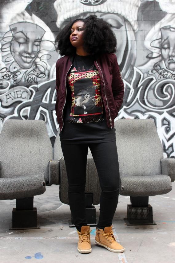 call-me-x-by-amy-bamba-malcolm-tee-08 Call Me X : L'Art à Porter pour promouvoir l'Histoire Noire