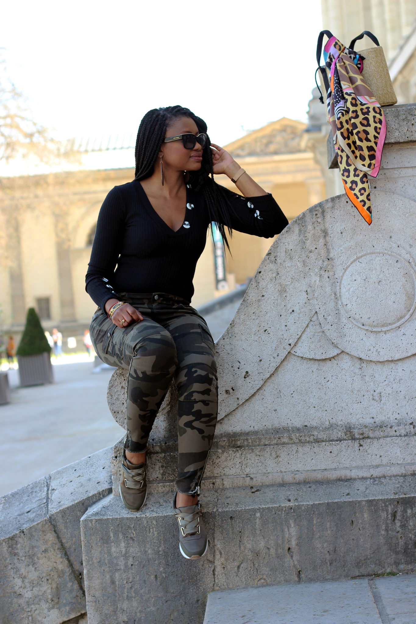 camouflage pantalon cargo militaire camo in the city 05