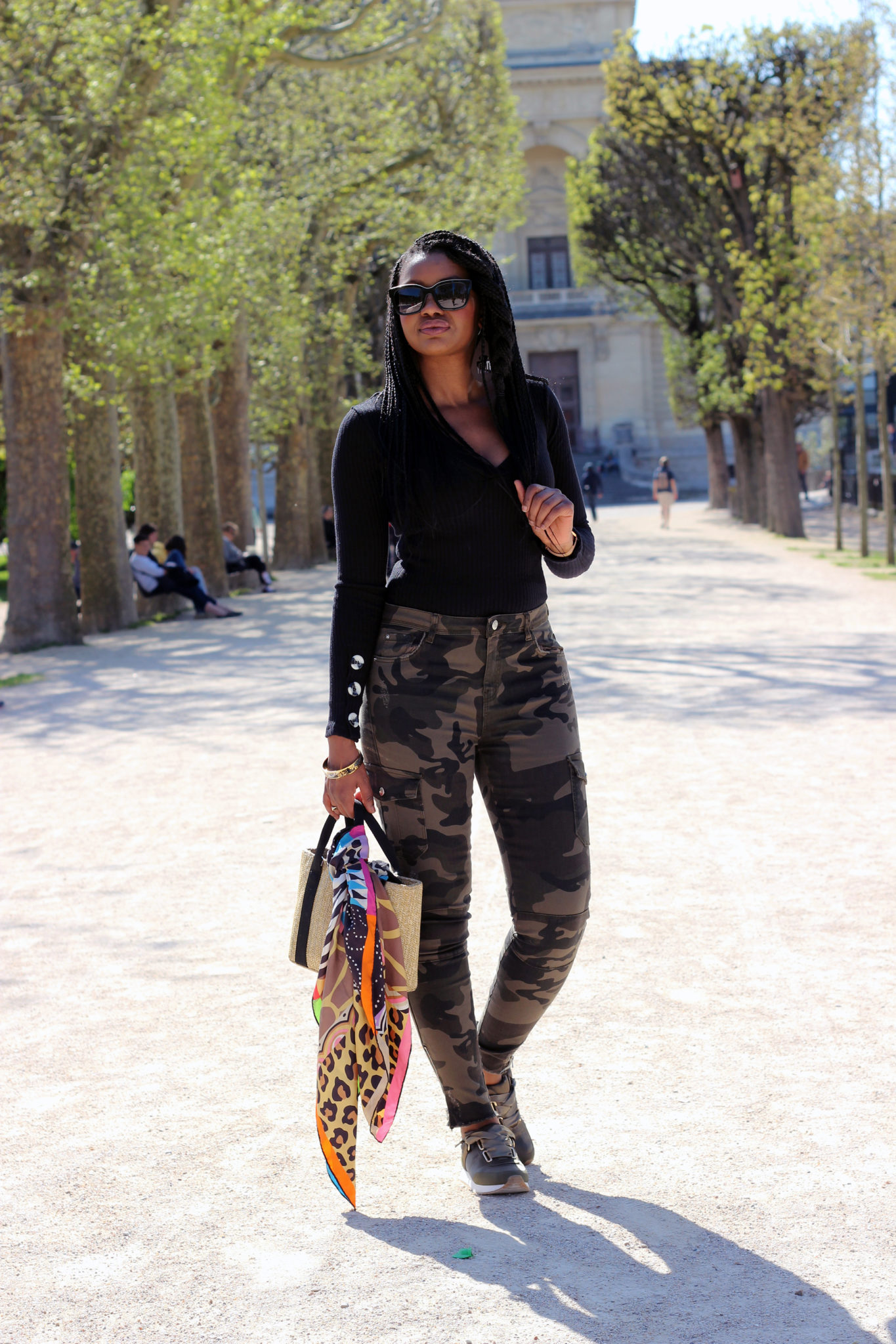 camouflage pantalon cargo militaire camo in the city 10