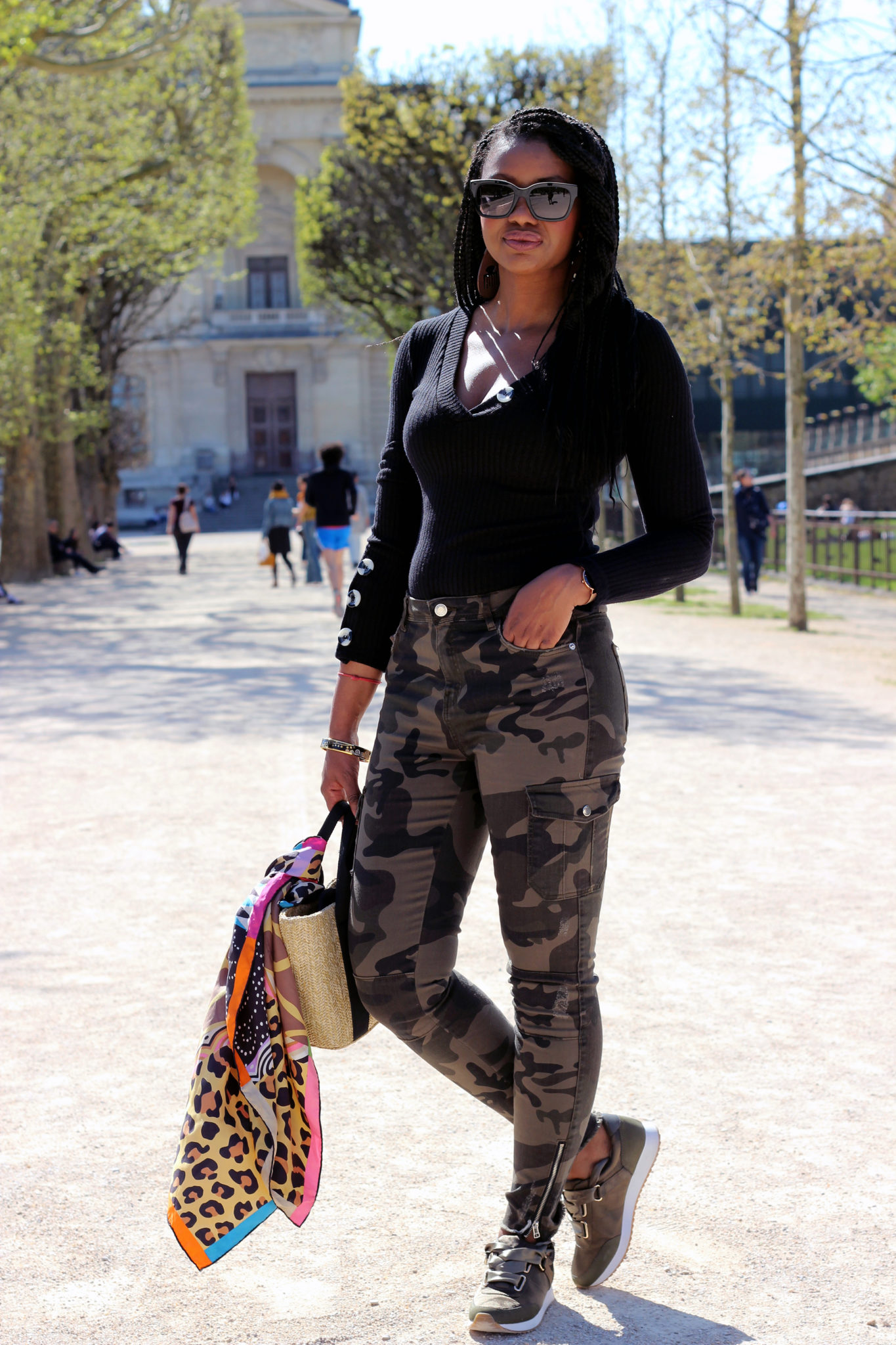camouflage pantalon cargo militaire camo in the city 12
