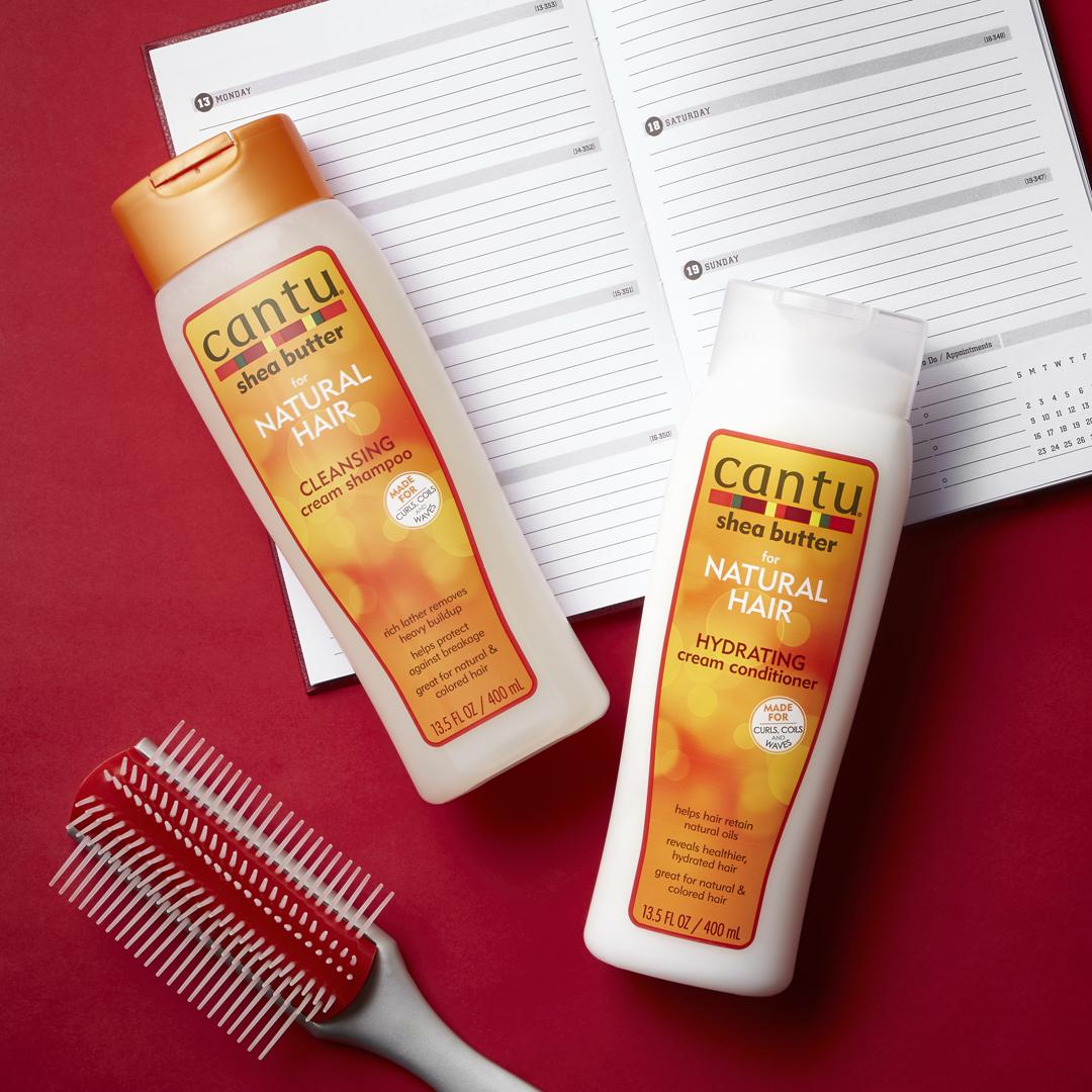 cantu beauty Shampoing et après shampoing