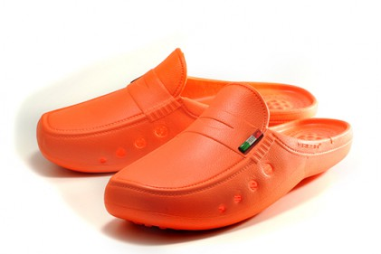 chance grissini mocassin orange