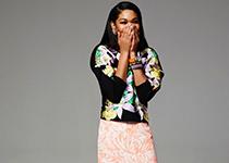Chanel Iman par Pierre Toussaint pour Elle Australia Février 2014
