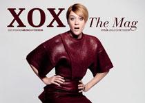 Chloe Sevigny en couv' de XOXO The Mag Septembre 2012