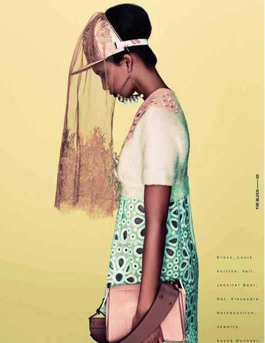 chrishell3 Chrishell Stubbs par Bon Duke pour The Block Magazine