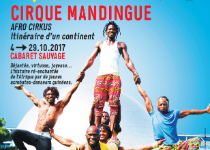 Cirque Mandingue Afro Cirkus au Cabaret Sauvage