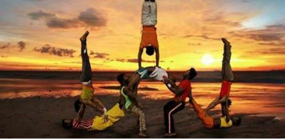 cirque mandingue guinee afro cirkus cabaret sauvage Une