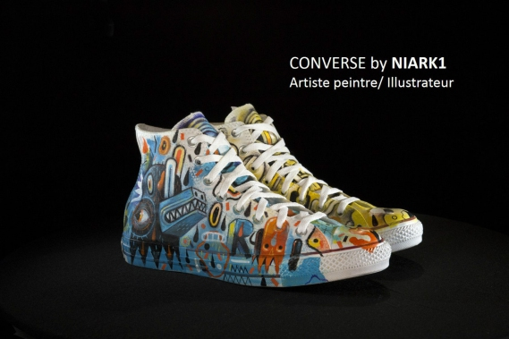 citadium-cekedubonheur-ebay-sneakers-converse-niark1 Vente aux enchères Sneakers Citadium & CéKeDuBonheur