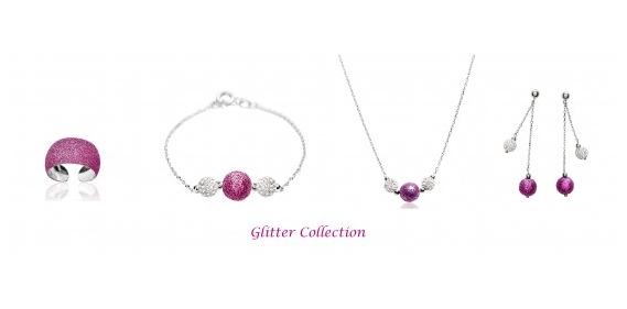 cleor glitter collection une