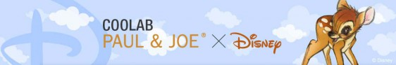 collaboration-paul-and-joe-sister-disney-00-e1392857969217 Collaboration Paul & Joe Sister x Disney