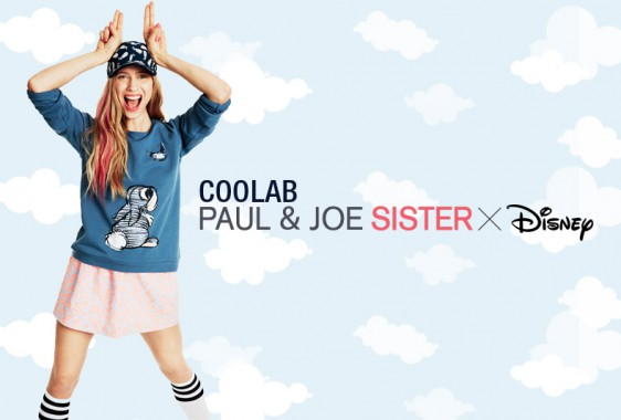 collaboration paul and joe sister disney  e