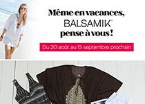 Concours Instagram #welcomeBALSAMIK