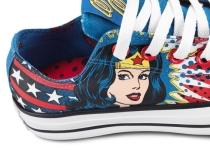 DC Comics vous présente les Converse Wonder Woman et Killer Croc