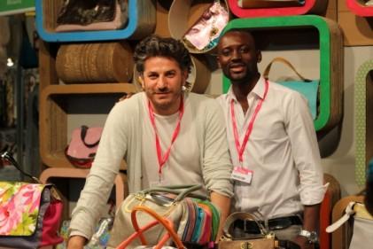 ebarrito chaussures italiennes ecologique green Alessadro Espoir