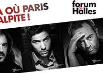Exposition photo Harcourt au Forum des Halles du 19 septembre au 15 octobre