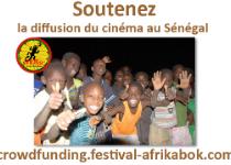 Soutenez la diffusion du cinéma au Sénégal avec le Festival Afrikabok