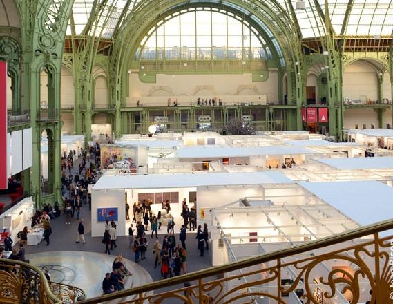 fiac-2014-02 FIAC 2014 : La Création artistique s'installe au Grand Palais