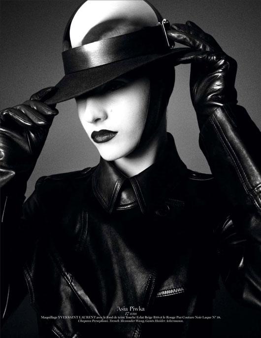 figure-caractere-vogue-paris-15 Anaïs Mali par David Sims pour Vogue Paris, Novembre 2012