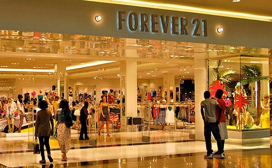 forever  Paris Store