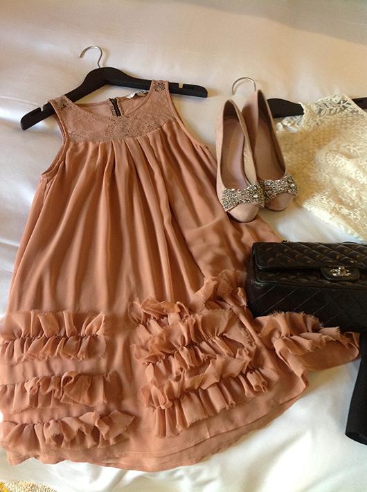forever-21-Princess-Dress-Aissata-Timodelle-berlin-stylight Forever 21 ouvre sa première boutique parisienne le 12 octobre 2013