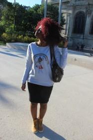 french disorder artbay sweater bambi
